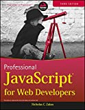 Professional JavaScript for Web Developers, 3rd Edition begins with an in-depth introduction to the JavaScript Language and then progresses to break down how JavaScript is applied for web development using the latest web development technologies. ...