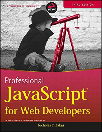 Professional Javascript for Web Developers, 3ed (WROX)