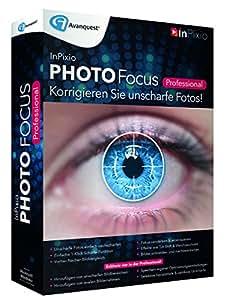 InPixio Photo Focus Professional [import allemand]