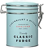 Cartwright & Butler Salted Caramel Fudge in Tin 175 g (Pack of 2)