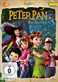 DVD Cover 'Peter Pan - Neue Abenteuer Staffel 2 (18 Folgen) [2 DVDs]