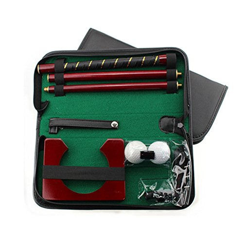 Executive Kit de voyage intérieur Putter Golf Club en bois...