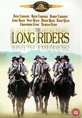 The Long Riders [DVD] by David Carradine