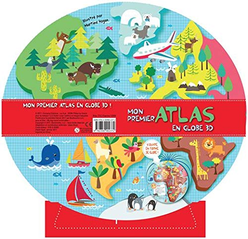 Globe atlas par Martina Hogan