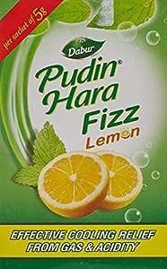 Dabur Pudin Hara Lemon Fizz, 30g