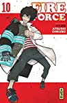 Fire Force Edition simple Tome 10