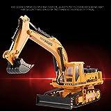 powerlead ptco T009RC Bagger Batteriebetrieben elektro RC Fernbedienung Konstruktion Traktor mit Licht & Sound