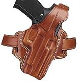 Galco Fletch High Ride Belt Holster for Beretta 92F / FS