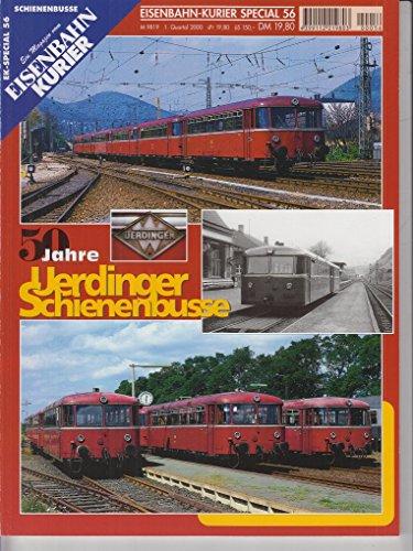 50 Jahre Uerdinger Schienenbusse (2000 Quartal)