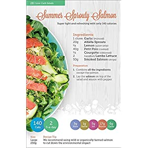 Carbs & Cals Salads: 80 Healthy Salad Recipes & 350 Photos of Ingredients to Create Y