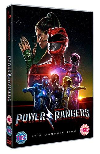 Image of Power Rangers [DVD]
