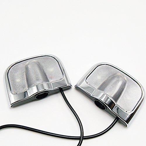 SZSS-CAR Kein Bohrgerät Typ LED Autotür Welcome Projektor Logo Ghost Shadow AutoSunShine Laser Emblem (Ghost Shadow)