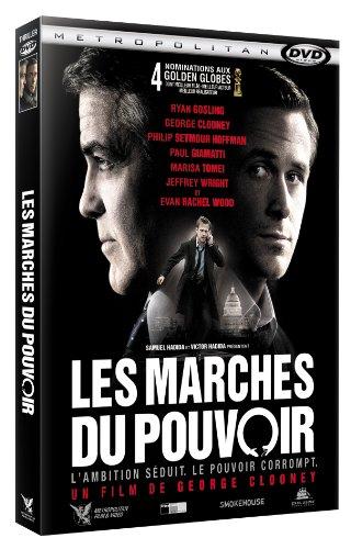 Les marches du pouvoir | Clooney, George (1961-....). Metteur en scène ou réalisateur