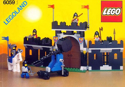 Lego-6059-Knights-Stronghold-Black-Knights-1990