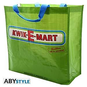 The Simpsons Einkaufstasche / Shopping Bag: Kwik-E-Mart