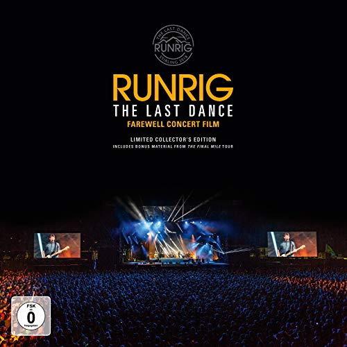 The Last Dance-Farewell Concert (Limited Collector's Edition (3CDs+2DVDs)
