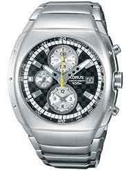 Lorus RF827CX9 - Reloj cronógrafo de caballero de cuarzo