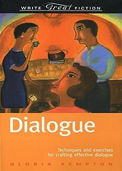 Write Great Fiction - Dialogue par [Kempton, Gloria]
