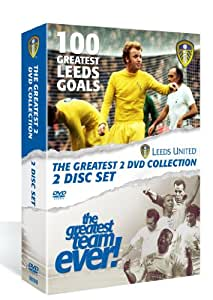 Leeds United 'Greatest' Collection Boxset [DVD]