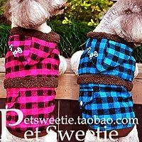 YU-K Cani abbigliamento abbigliamento piccolo cane mezzo