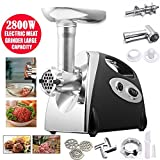 Best Electric Meat Grinders - Lennov®2800W Electric Meat Grinder and Duty Household Sausage Review