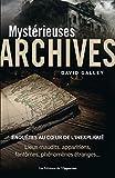 Mystérieuses archives - Format Kindle - 9782360755950 - 9,99 €