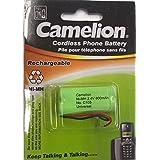 BLISTER D'UNE BATTERIE RECHARGEABLE POUR TELEPHONE FIXE SANS FILS NI-MH 2.4V 800 mAh CAMELION 2NH-AAA800BMU