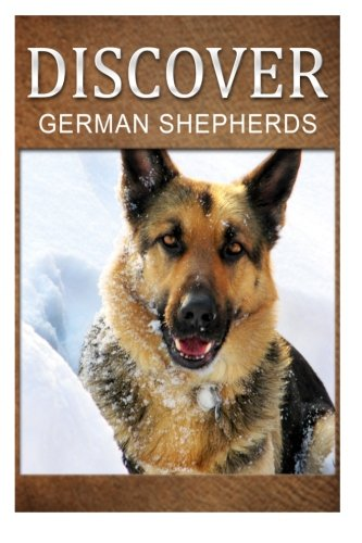 German Shepherds - Discover: Early reader's wildlife photography book
