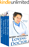 LOVING THE DOCTOR, BOX SET TWO: DOCTOR ROMANCE, FOUR FULL LENGTH BOOKS BOX SET