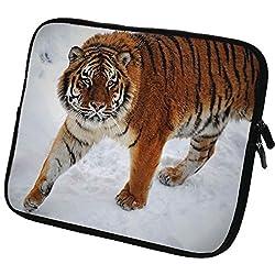 art&cherry© 6 Zoll Amazon Fire HD Tablet Schutzhülle / Cover / Tasche Hülle aus besten Neoprenstoff und hochauflösenden Designeraufdruck. Wasserabweseind & stoßresistend Designmuster : 094