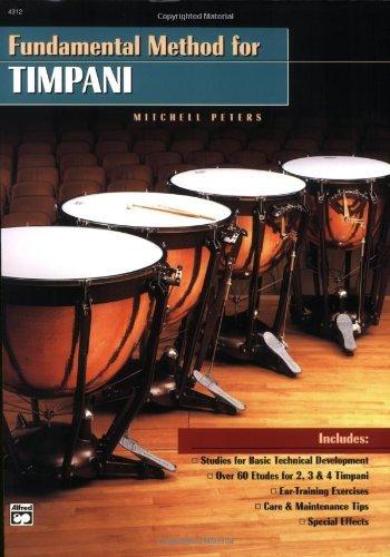 Fundamental Method for Timpani (English Edition)