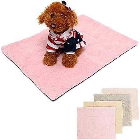 Calli Dimensione s comodo cane cucciolo di gatto berbera cuscino in pile morbido tappeto letto pad