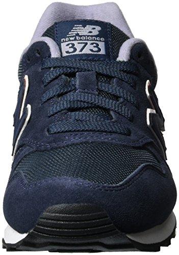 New Balance Wl373gn, Sneakers basses femme Bleu (Navy)