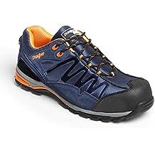 J Hayber Works - Calzado de seguridad Sport line Grip AZUL MARINO JHayber