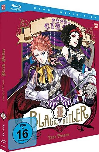Staffel 3: Book of Circus, Vol. 2 [Blu-ray]