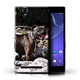 Phone Case for Sony Xperia T2 Ultra Popular Dog/Canine