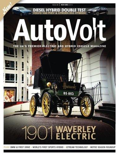Autovolt Nov-Dec 2014: Volume 3 por Autovolt Magazine