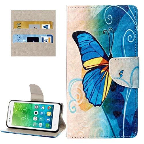 Proteja su teléfono, Für Lenovo Vibe C2 / C2 Power Kleine Bär Muster Horizontale Flip Leder Tasche mit Halter & Card Slots & Wallet ( SKU : Mlc8503c ) (Power Bären Htc One)
