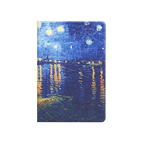 Ayotu 2016063002 Tablet-Schutzhülle, iPad Mini 1/2/3, ZZ-The Starry Night Rhone, Stück: 1
