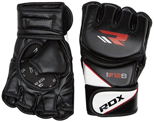 RDX-MMA-Kampfhandschuh-aus-Rindsleder-Gre-M