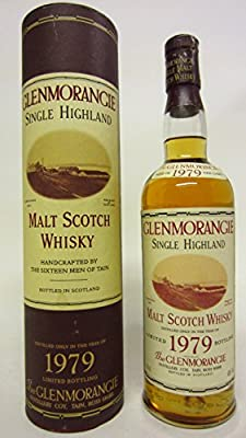 Glenmorangie - Single Highland Malt - 1979 17 year old