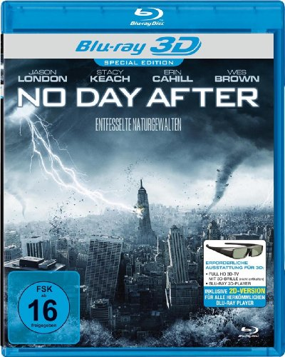 No Day After - Weather Wars [3D Blu-ray] [Special Edition]
