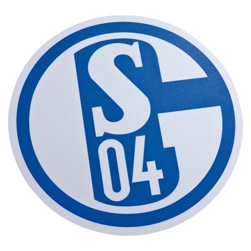 Preisvergleich Produktbild FC Schalke 04 Mousepad / Mouse Pad / Mauspad S04 - plus gratis Aufkleber forever Gelsenkirchen