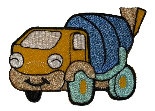 cmt-01-concrete-mixer-truck-cartoon-applique-embroidered-sew-iron-on-patch