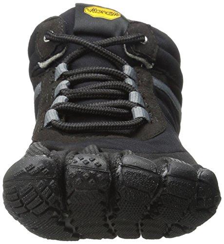 Vibram Five Fingers Trek Ascent Insulated, Chaussures Multisport Outdoor Homme Noir (Black)