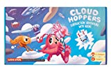 #10: Logic Roots Board Game Addition Subtraction Cloud Hoppers : Best Maths Game for kids 6 years and above.