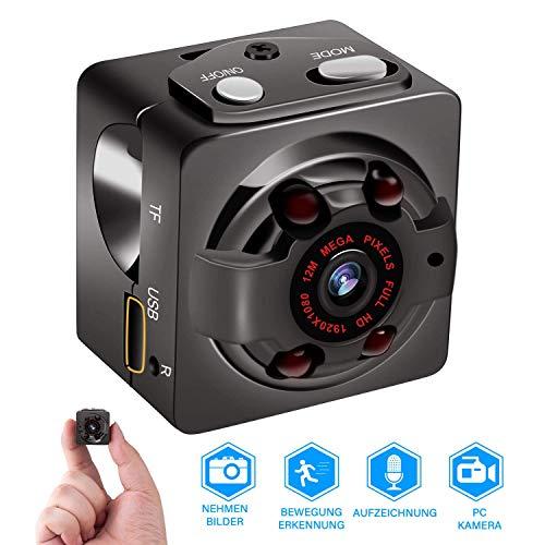 32GB Mini kleine Kamera Video Überwachungskamera Wanze Voice Recorder Bild A85