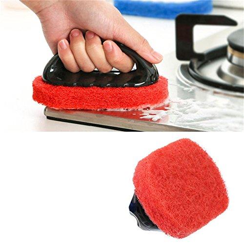 palmare-spugna-pennello-cucina-vasca-piastrelle-di-ceramica-vetro-casalinghi-pulizia-strumenti-nero
