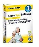 Steuer-Spar-Erkl�rung Rentner & Pension�re 2018 (f�r Steuerjahr 2017) (FFP) Bild