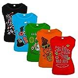 #3: Kiddeo Kids Boy Tshirts(Pack of 5)